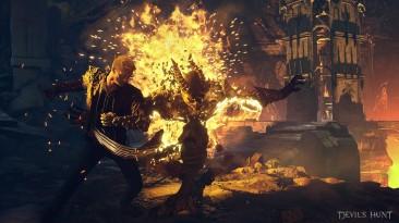 Появились пятнадцать минут геймплея российско-польской игры Devil's Hunt