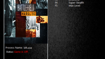 Battlefield: Hardline: Трейнер/Trainer (+5) [1.06.15] {MrAntiFun}