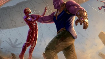 Откуда Танос знает Тони Старка?