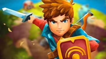 """Oceanhorn: Monster of Uncharted Seas - самый отъявленный """"клон"""" трёхмерных Zelda - выйдет на Switch"""