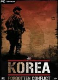 Обложка игры Korea: Forgotten Conflict