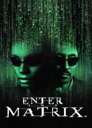 Обложка игры Enter the Matrix
