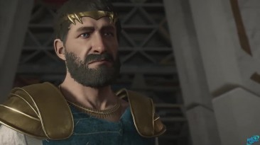 Assassin's Creed Odyssey Судьба Атлантов - Все катсцены