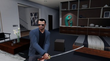 "Grand Theft Auto 5 ""Katana"""