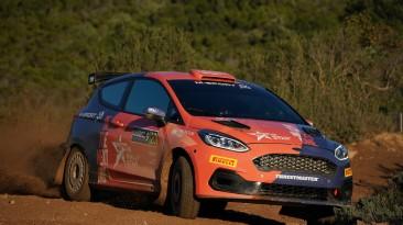 WRC 9 - Обновление FIA Rally Star