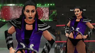 "WWE 2K19 ""Zelina Vega (Royal Rumble 2020) Attire MOD"""