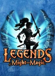 Обложка игры Legends of Might and Magic