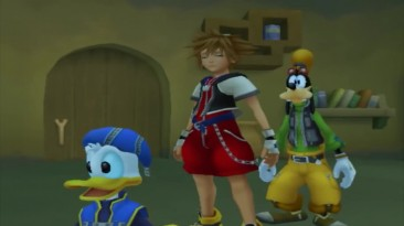 Сюжет Kingdom Hearts за 5 минут