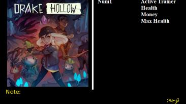 Drake Hollow: Трейнер/Trainer (+3) [1.0] {Abolfazl.k}