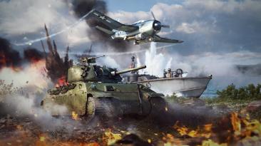 Планы разработчиков War Thunder на ближайшее будущее - развитие британской ветки легких танков и многое другое