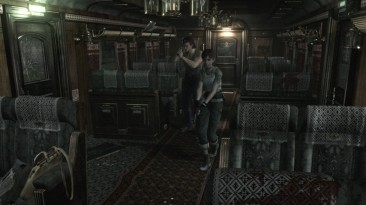 Первый взгляд на Resident Evil 0 HD в новом трейлере