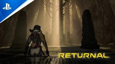 """""""Каждый уровень - зрелище"""": Sony выпустила хвалебный трейлер эксклюзива Returnal для PlayStation 5"""