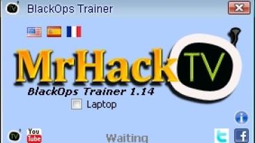 Call of Duty: Black Ops: Трейнер/Trainer (+7) [1.14 & 1.15] {MrHackTv}