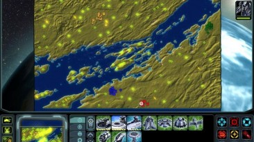 "Supreme Commander ""Карта - The Thousand Islands"""