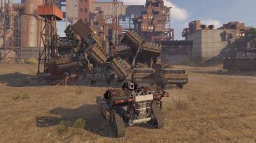 Свежие подробности нового сезона Crossout - новые способности для эпических двигателей и другое