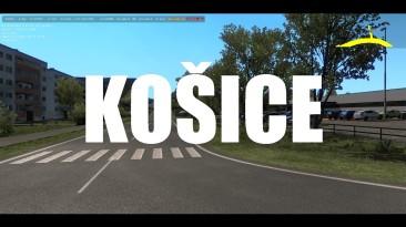 "Euro Truck Simulator 2 ""Карта Словакии v6.4.5 (1.40.x)"""