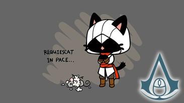 9 причин, почему Assassin's Creed на самом деле игра про кошек