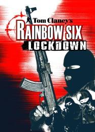 Обложка игры Tom Clancy's Rainbow Six: Lockdown