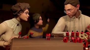 Создатели Fable работают над виртуальным пазлом Tin Hearts