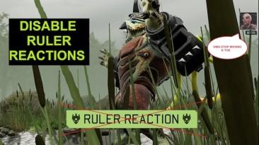 """XCOM 2 """"[WOTC] Disable Ruler Reaction"""""""