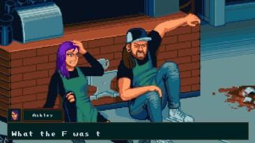 Coffee Crisis - Из Sega Genesis прямиком в Steam! Обзор
