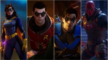 Gotham Knights был перенесён на 2022 год. Из-за пандемии COVID-19 половина игр разработчиков задерживается
