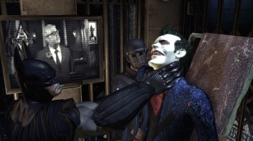 """Batman: Arkham Asylum """"jeremia valeska v2"""""""