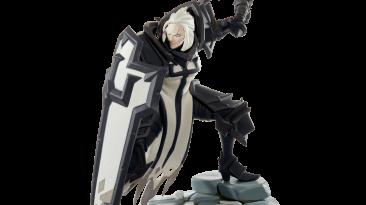Мастерская Blizzard: статуя Крестоносца из серии Blizzard Legends