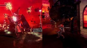 "DmC: Devil May Cry ""Сравнение версий для PS4 Vs Xbox One Vs PC"""