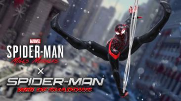 "Spider-Man: Web of Shadows ""Майлз Моралес PS5 [ArturNice]"""