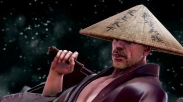 Tekken 7 Мод Самурай Неган