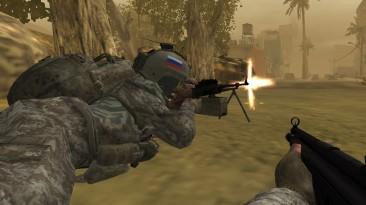 """Battlefield 2 """"Бойцы ССО"""""""