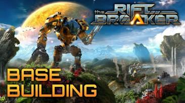 Новый геймплей The Riftbreaker