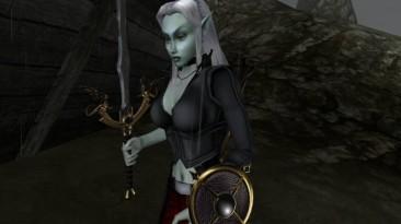 "Morrowind ""Чистый Клинок Дракона"""