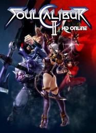 Обложка игры SoulCalibur 2 HD Online