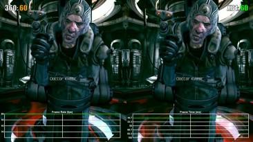 Rage Xbox 360 vs Xbox One (Обратная совместимость) Частота кадров