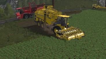 Farming Simulator 17 - Сбор свеклы