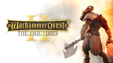 Пошаговая стратегия Warhammer Quest 2: The End Times вышла в Steam