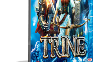 Лиц. Русификатор Trine текст + звук (Steam v1.10r17)