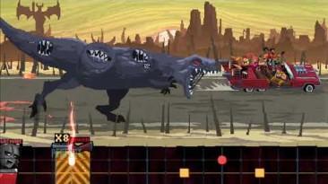 Double Kick Heroes обзавелась датой релиза на Nintendo Switch