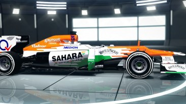 "F1 2012 ""Sahara Force India VJM06 2xHD"""