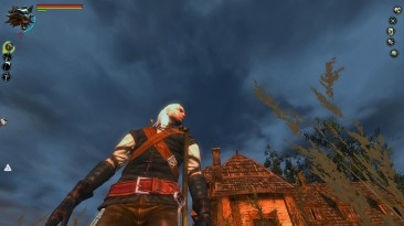 """Witcher """"Lil HUD from FishCLUB"""""""