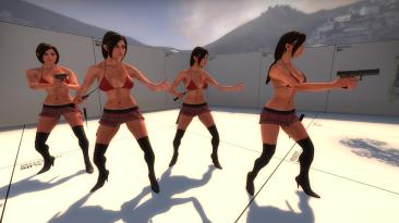 "Counter-Strike: Global Offensive ""Bikini Girl"""