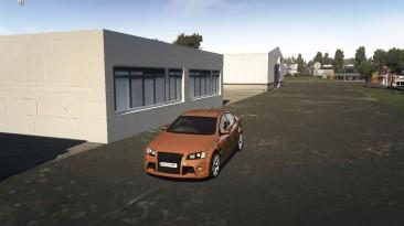 "Crash Time 4 ""[DS] Holden HSV w427 """