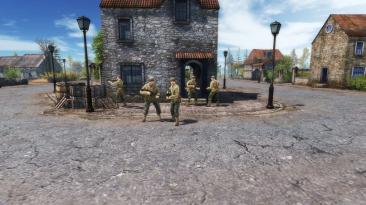 Подробности новой игровой нации США в Men of War II: Arena