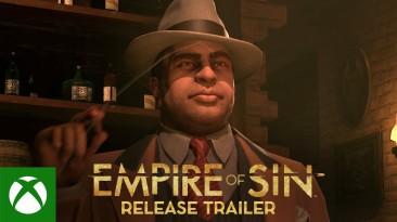 Empire of Sin получила релизный трейлер и оценки