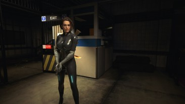 """Resident Evil 3 """"Jill Underwater"""""""