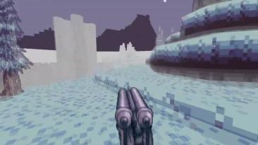 Shrine - эффектный глобальный мод для Doom II по мотивам Лавкрафта
