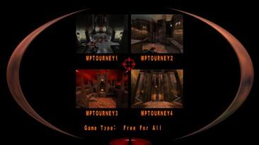 "Quake 3 Arena ""Карты и боты из Team Arena"""