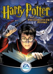 Обложка игры Harry Potter and the Philosopher's Stone